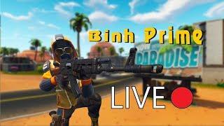 BINH PRIME | 7h Squad Scrims tiếp nha AE , chuẩn bị cho giải tháng 12 nào !