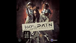 PAIN – 360° LIVE VR Concert Stream at Abyss Studio with Lookport