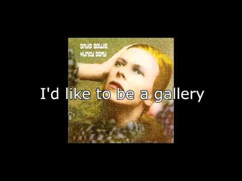 Fill Your Heart/Andy Warhol | David Bowie + Lyrics