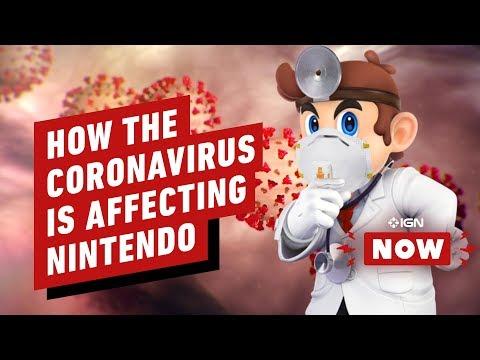How Coronavirus is Affecting Nintendo - IGN Now