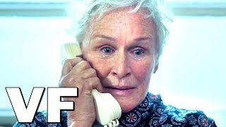THE WIFE Bande Annonce VF (Drame, 2019) Glenn Close