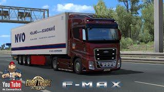 [ETS2 v1.35 & v1.36] Ford F-Max Truck v1.5