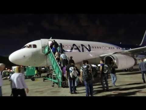 2012 Antarctica Episode 1 Auckland to Ushuaia