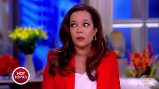 Vivica A. Fox, 50 Cent Renew Feud | The View
