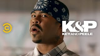 Becoming the Loco One - Key & Peele