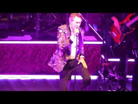 Bryan Ferry live - Love Is The Drug - 17.05.2017 Hamburg