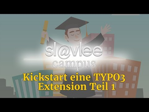Kickstart eine Typo3 Extension Teil 1