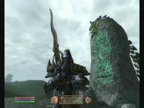 Oblivion weapons and armors part 2 (mods)