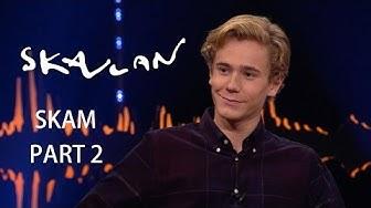 SKAM interview with Isak (Tarjei Sandvik Moe) - English sub. | Part two | SVT/NRK/Skavlan