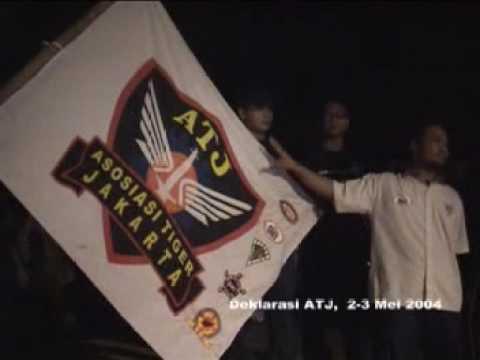 Klub Honda Tiger di Jakarta bersatu.. !