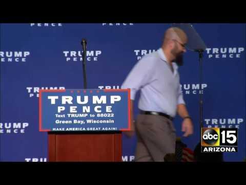 LIVE: Donald Trump Green Bay, Wisconsin