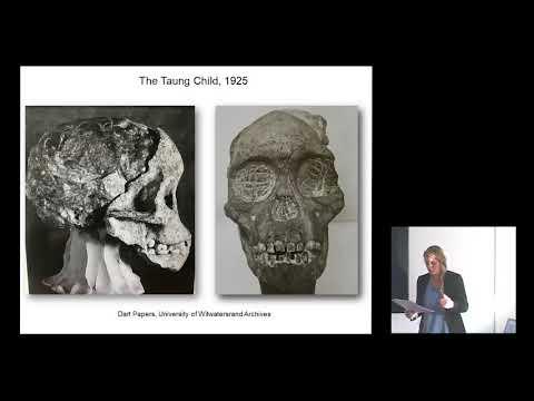 PopPalaeo Workshop II, Talk 11: Paige Madison, 'Missing Links and Human Ancestors'