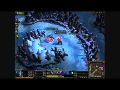 League of Legends - Team Battle Double Jungle (old)