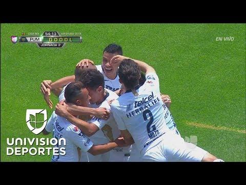 La ley del Ex, gol de González tras error de Alvarado