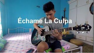 Luis Fonsi Demi Lovato   chame La Culpa   Cover Fingerstyle guitar  Jc Apalla