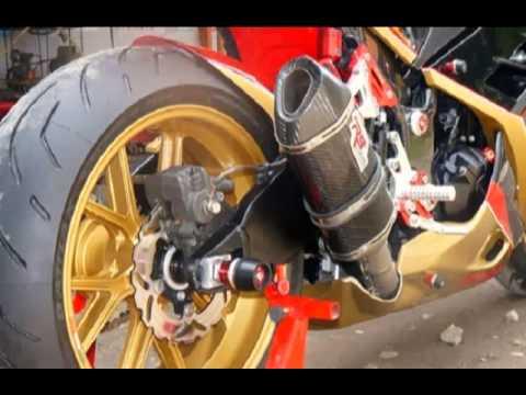 Modifikasi Kawasaki Ninja 250 Mono Terbaru Youtube