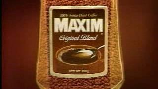 동서식품 냉동건조커피 맥심 CF 추억의광고