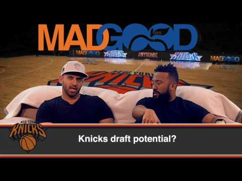 Who Should The Knicks Draft?? Lonzo Ball? Markelle Fultz? Josh Jackson?