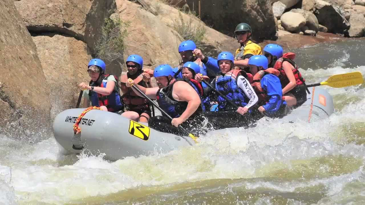 Rafting company vs hillary