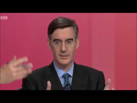 Jacob Rees-Mogg DESTROYS Mark Carney and the BBC on Question Time