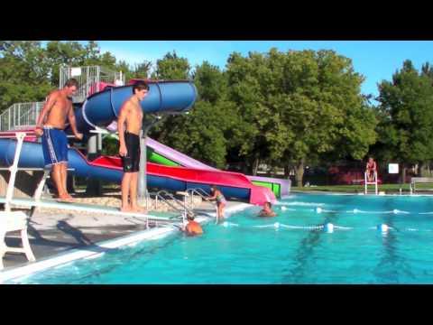 Amazing Diving Board Tricks 2 Youtube Music Lyrics