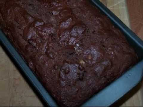 Gluten Free Chocolate Walnut Banana Bread