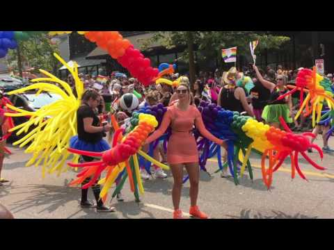 Pride Vancouver 2017