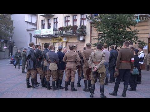 """PULS INFO - Rekonstrukcja historyczna """"Akcji na Wolbrom"""""""