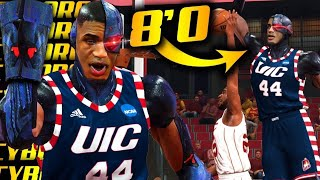 8 FOOT POINT GUARD CYBORG  In NBA 2K20 Breaks 2K's Archetype System.. GREATEST STATS EVER?!