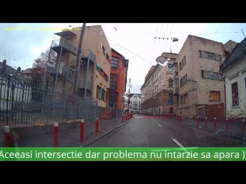 Diverse din trafic Cluj-Napoca