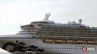 Dramatic increase in number of coronavirus infections aboard Diamond Princess