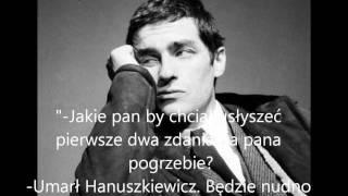 Będzie nudno w teatrze - Adam Hanuszkiewicz nie żyje (wyk.Paweł Orkisz Okno)