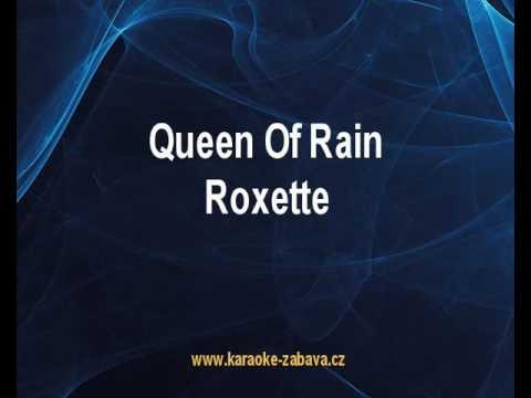 Queen Of Rain - Roxette Karaoke tip