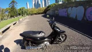 Honda biz 125 full  2017 argentina. Fazero 2.0 motovlogs