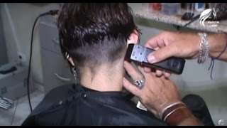 Bob with short shaved nape (Full Version)