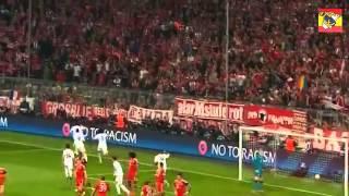 Il cammino del Real Madrid in Champions league