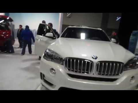 BMW X WASHINGTON DC AUTO SHOW YouTube - 2018 car show dc