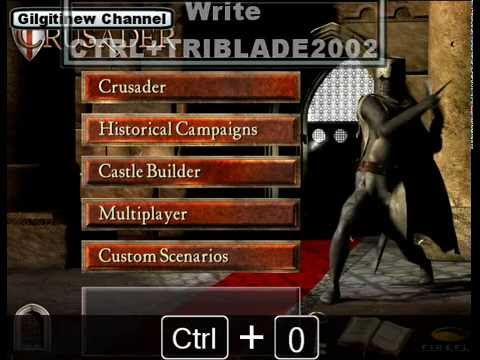 Stronghold Crusader 1 , Basic Cheat Code. 100% Working