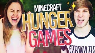 RENNEN MET BO EN ROY! - Minecraft: HUNGERGAMES WEEK 4/7
