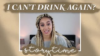 STORYTIME: I'M ALLERGIC TO ALCOHOL TOO??!!! SERIOUSLY??? | Niah Selway