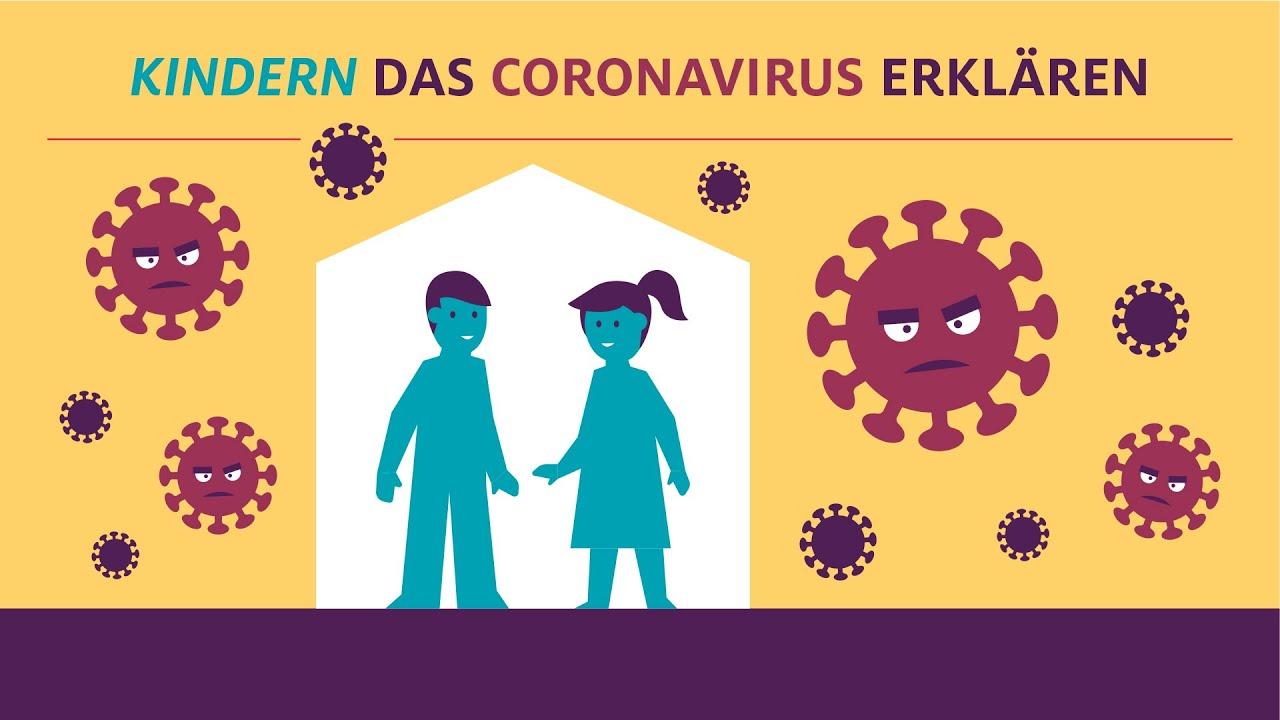 Coronavirus Kindgerecht Erklärt