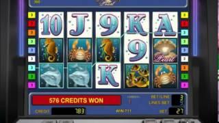 Игровой автомат Dolphins Pearl (Дельфины)(Каждый игрок, открывший игровой автомат Dolphins Pearl, может получить доступ к этим богатствам в прекрасном и..., 2015-02-21T12:10:07.000Z)