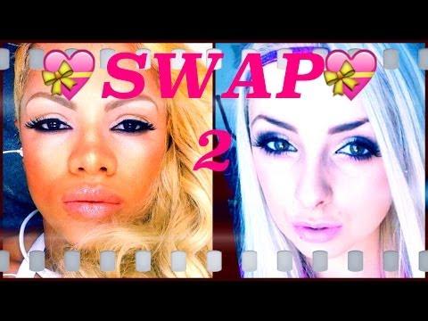 Second Swap With @PiinkSparkles