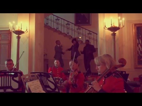 White House Digital #Ham4Ham 3/19/16 -- Jefferson's Band