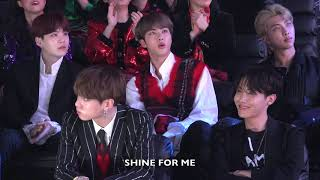 "2018 MGA BTS reacrion to Twice ""Heart Shaker"", ""What is love?"""