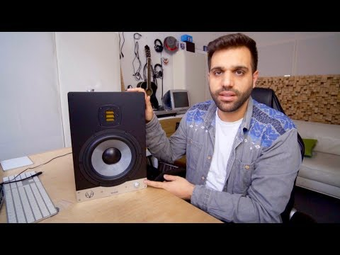 EVE    most versatile studio monitors