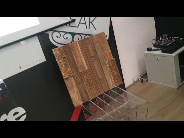 iWall Design – decorare con il legno