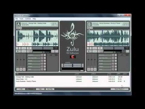 Zulu DJ Software Video Tutorial