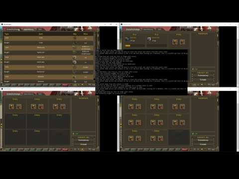 Creating a Runescape bot with python - Running the bot for 40 minutes