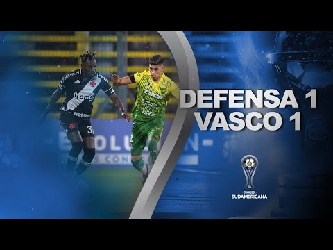 Defensa y Justicia Vasco Goals And Highlights